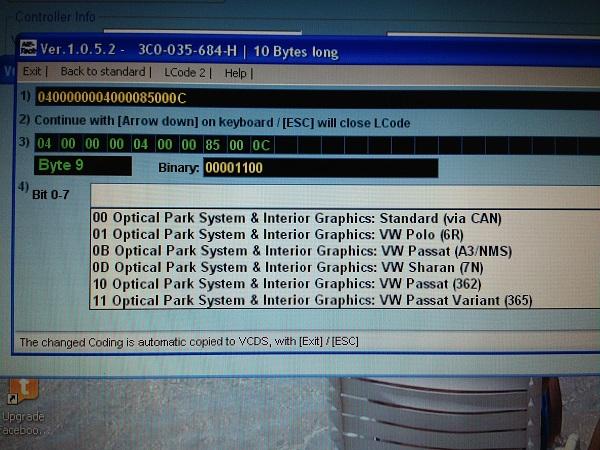 Rns 510 w/o dyna audio coding request - VW GTI MKVI Forum / VW Golf