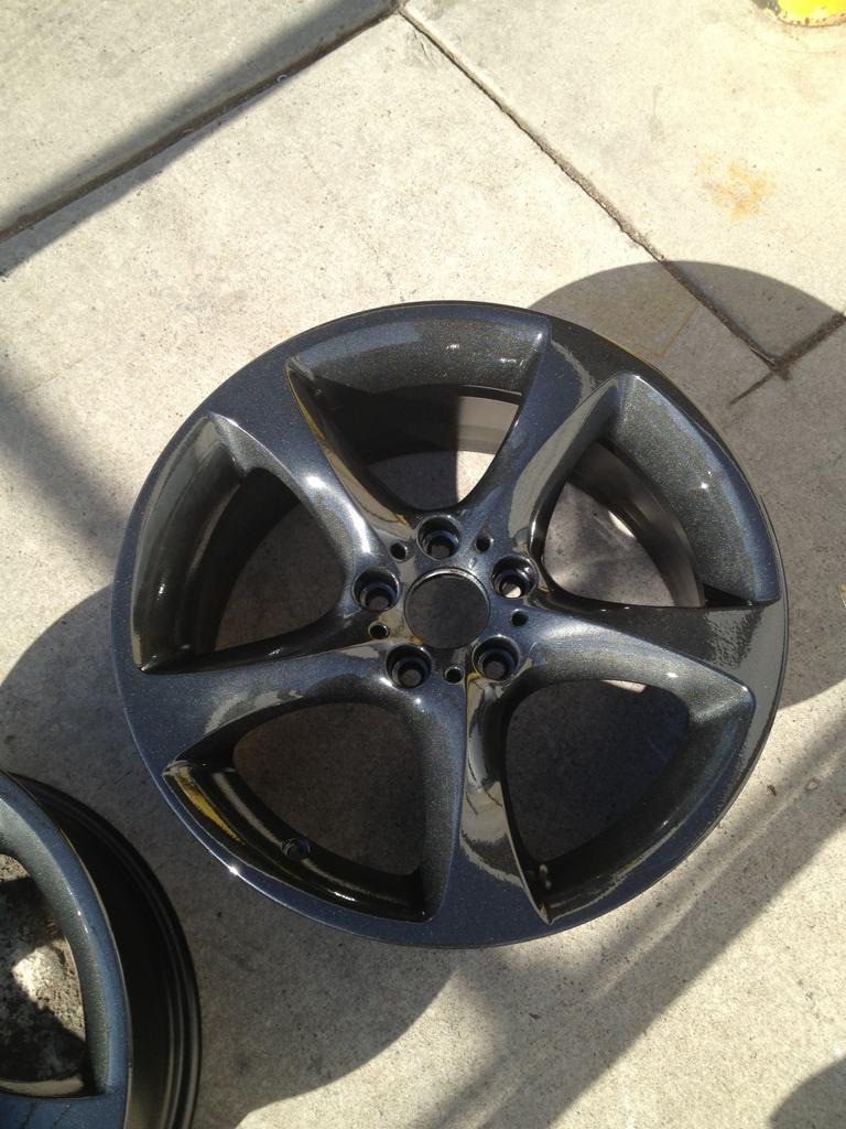 Custom Powder Coated Wheels Vw Gti Mkvi Forum Vw Golf