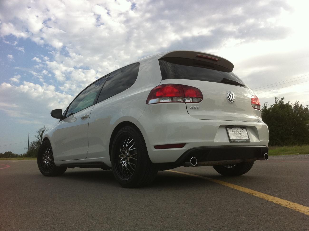 Konig Lace - VW GTI MKVI Forum / VW Golf R Forum / VW Golf ...
