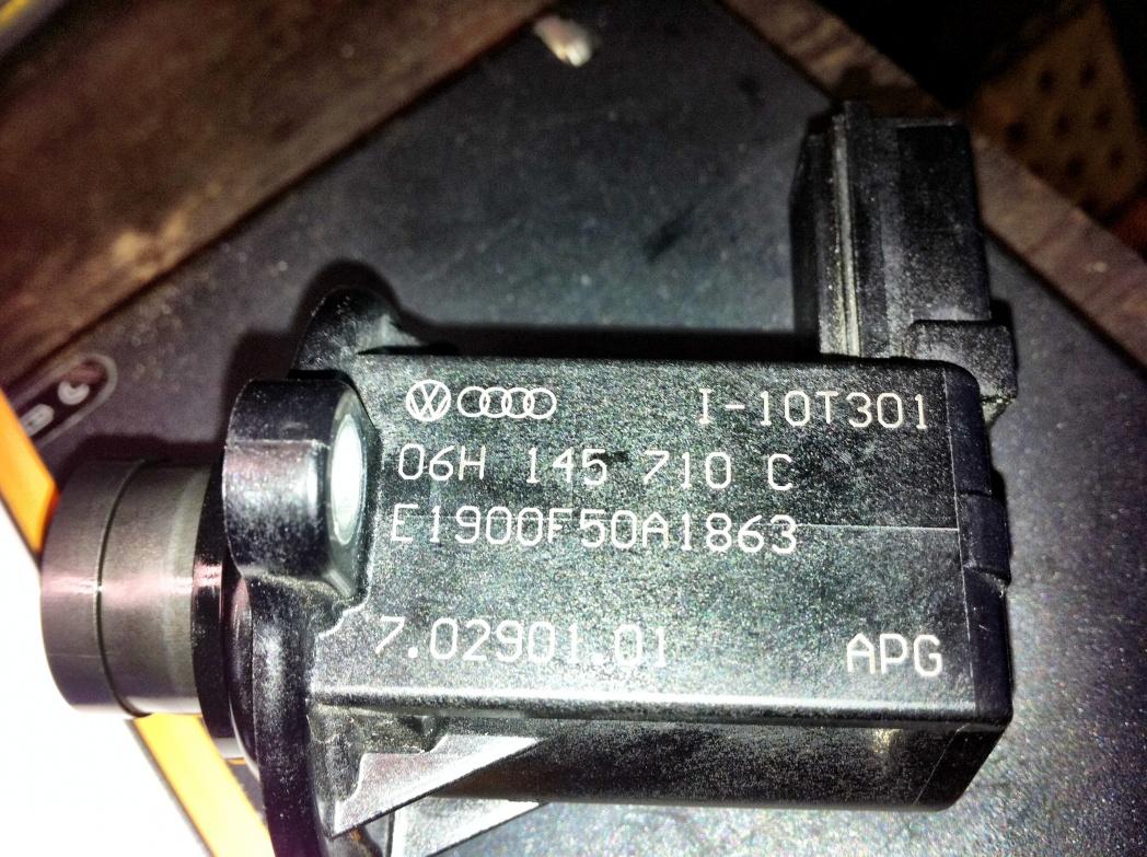 Diverter valve type C is piston type - VW GTI MKVI Forum