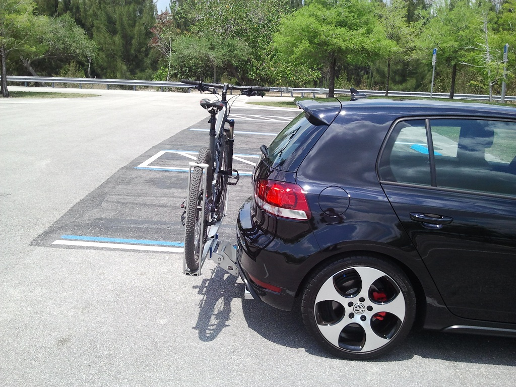 roof rack or hitch for hauling bikes? - VW GTI MKVI Forum ...